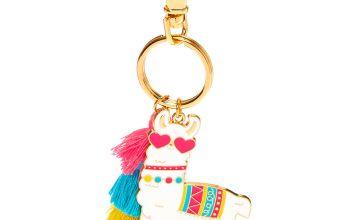 Go to Product: Llama Tassel Keychain
