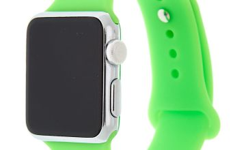 Go to Product: Neon Green Smart Watch Band - Fits 38MM/40MM Apple Watch