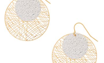 Go to Product: Double Circle Drop Earrings