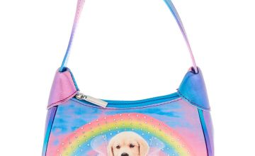 Go to Product: Claire's Club Rainbow Puppy Purse