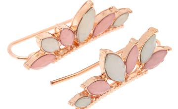Go to Product: Blush Stone Ear Crawler Earrings