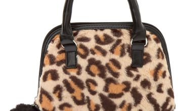 Go to Product: Claire's Club Leopard Print Bag