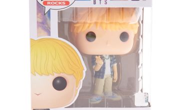 Go to Product: Pop!® Rocks BTS Vinyl Figure – Jin
