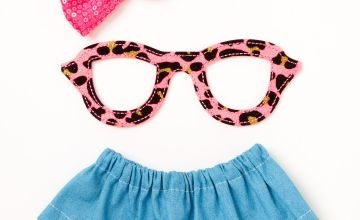 Go to Product: Leopard Glasses & Skirt Dress Your Diary Set - 3 Pack