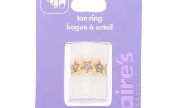Go to Product: Gold Glitter Stars Toe Rings