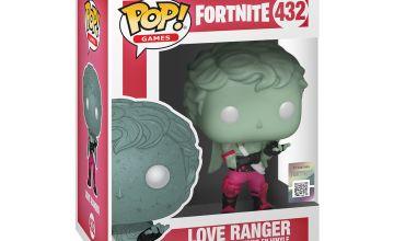 Go to Product: Fortnite Love Ranger Vinyl Figure
