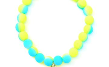 Go to Product: Ombre Matte Wish Beaded Stretch Bracelet