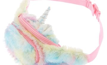 Go to Product: Pastel Fuzzy Unicorn Bum Bag