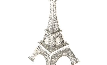 Go to Product: Rhinestone Eiffel Tower Ring Holder - Silver