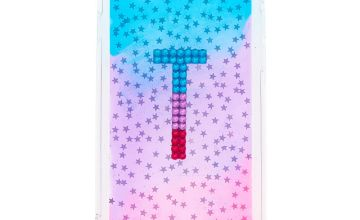 Go to Product: Ombre Star T Initial Phone Case - Fits iPhone 6/7/8