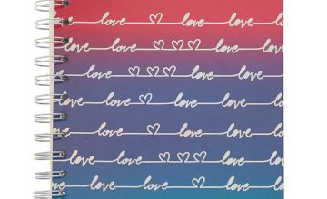 Go to Product: Holographic Love Script Notebook