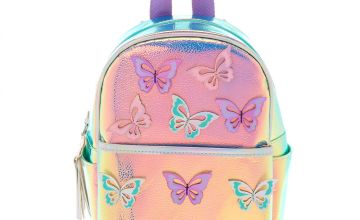 Go to Product: Holographic Butterfly Mini Backpack