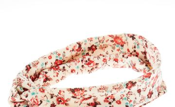 Go to Product: Ditsy Floral Elasticated Twist Headwrap