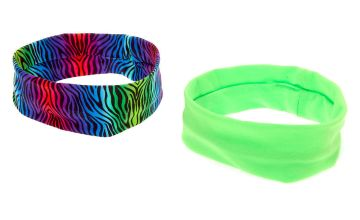 Go to Product: Rainbow Zebra Headwraps - 2 Pack