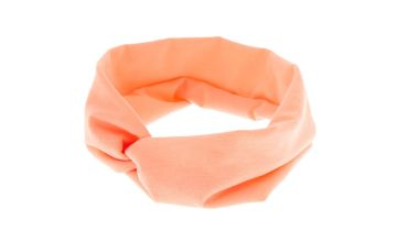 Go to Product: Wide Jersey Twisted Headwrap - Coral