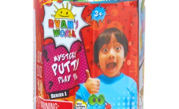 Go to Product: Ryan's World™ Mystery Putty Play Pal Series 1 – Styles may vary