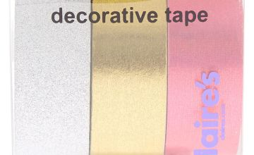 Go to Product: Pink, Gold & Silver Decorative Tape - 3 Pack