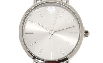 Go to Product: Silver Glitter Classic Watch