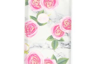 Go to Product: Pink Peonies Marbled Phone Case - Fits iPhone 6/7/8 Plus