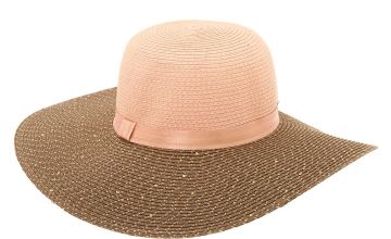 Go to Product: Sequin Floppy Hat - Blush
