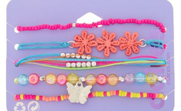 Go to Product: Summer Fun Stretch Bracelets - 5 Pack