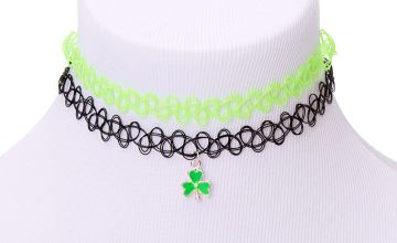 Go to Product: St. Patrick's Day Choker Necklaces - 2 Pack