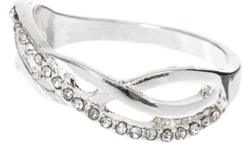 Go to Product: Silver Embellished Weave Ring