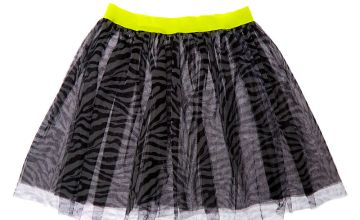 Go to Product: Long Zebra Print Tutu