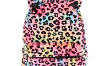 Go to Product: Soft Rainbow Leopard Backpack