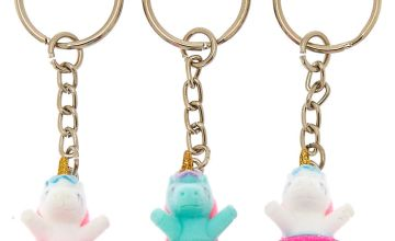 Go to Product: Best Friends Unicorn Donut Keychains - 3 Pack