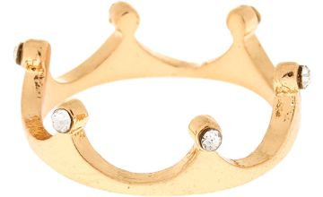 Go to Product: Gold Crown Ring