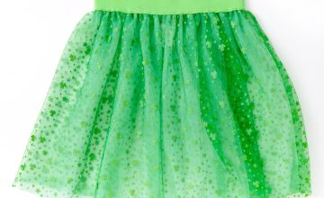 Go to Product: Shamrock Stars Tutu - Green