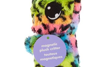 Go to Product: Lulu the Leopard Magnetic Plush Critter