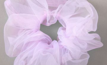Go to Product: Giant Organza Hair Scrunchie - Lilac