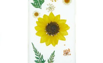 Go to Product: Sunflower Pressed Flower Phone Case - Fits iPhone 6/7/8 Plus