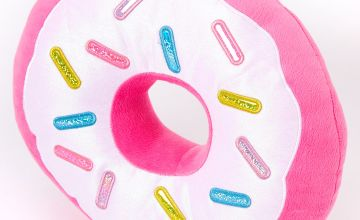 Go to Product: Sprinkle Donut Pillow - Pink