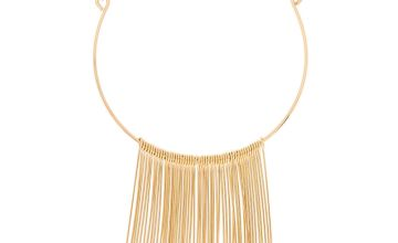 Go to Product: Gold Needle Long Necklace