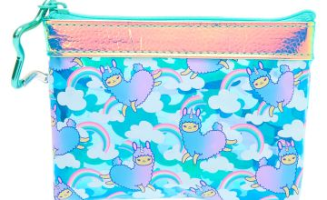 Go to Product: Lala the Llamacorn Zip Coin Purse - Mint
