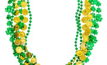 Go to Product: Beaded Lucky Necklaces - Green, 6 Pack