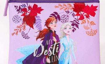 Go to Product: ©Disney Frozen 2 My Destiny's Calling Pouch – Purple