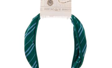 Go to Product: Harry Potter™ Slytherin Knotted Headband - Green