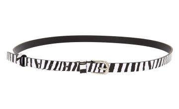 Go to Product: Zebra Fashion Belt