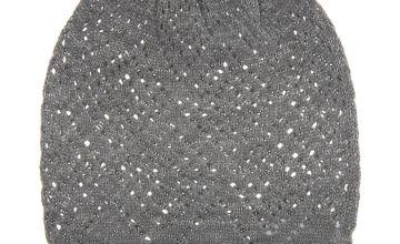 Go to Product: Knit Beanie - Grey