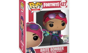 Go to Product: Fortnite Brite Bomber Vinyl Figure - Pink