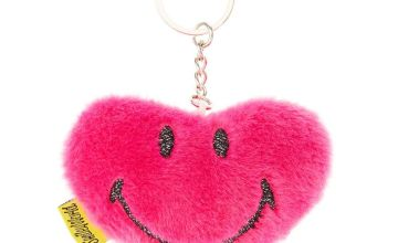 Go to Product: Smiley World Soft Heart Keyring