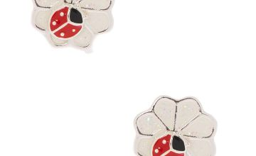 Go to Product: Ladybug Daisy Clip On Earrings