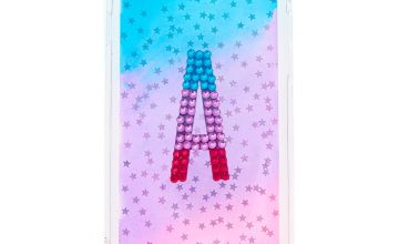 Go to Product: Ombre Star A Initial Phone Case - Fits iPhone 6/7/8