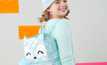 Go to Product: Trixie the Fox Small Backpack - Mint