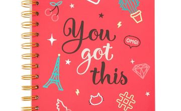 Go to Product: You Got This Daily Planner - Red