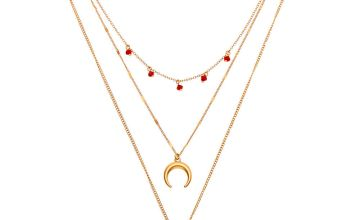 Go to Product: Gold Western Coin Multi Strand Necklace